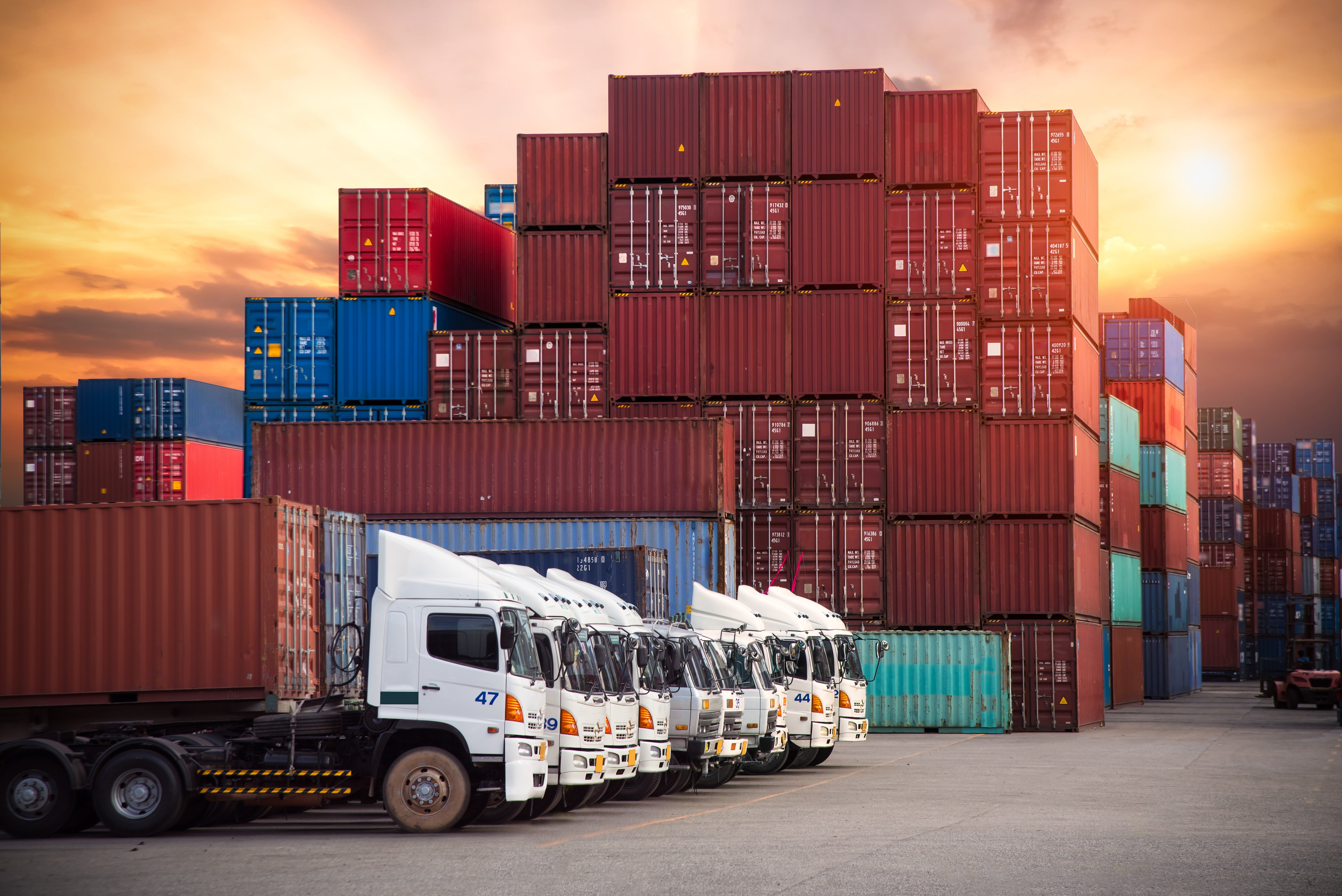 Container Transport Services in Melbourne